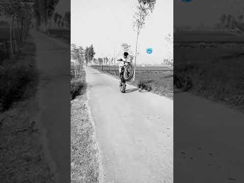 cycle stunt video | bicycle stunt video | cycle stunt | bicycle | #shorts thumbnail