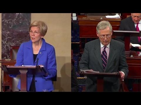 Republicans Ban Elizabeth Warren, It Completely Backfires