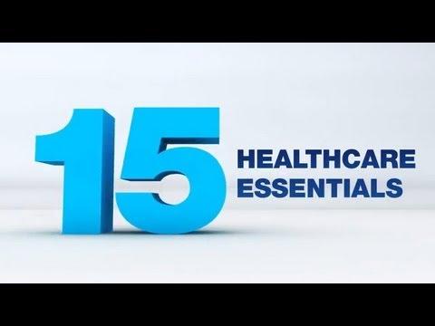 Diabetes UK - 15 healthcare essentials