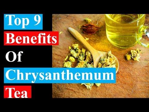 Top 9 Benefits Of Chrysanthemum Tea | Health Benefits