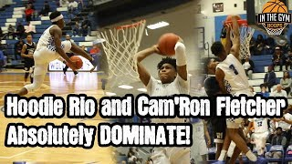 Hoodie Rio and Cam'Ron Fletcher Absolutely DOMINATE in Vashon Win!
