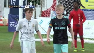 Arousa Fútbol 7: Real Madrid - AFC Ajax U12 (2005)  - Final -