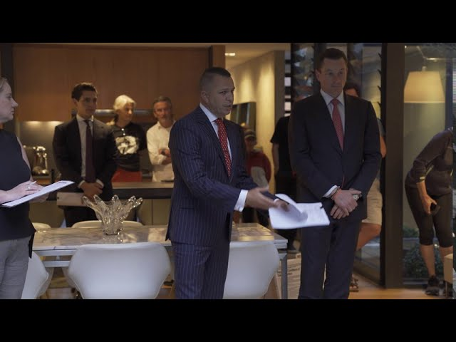 Bronte auction for Alexander Phillips in Sydney