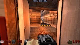 Duke Nukem 3D: Plutonium Pak - E4L2 Duke Burger - All Secrets UHD 4K