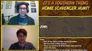 Scavenger Hunt with Adam and Luke!