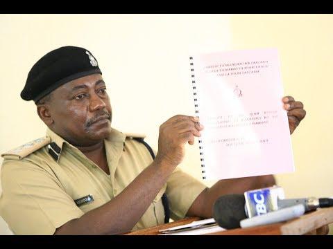 """RPC """"Aliyeuawa Alikuwa Jambazi, Ndugu Wamesusa Mwili Muhimbili"""""""