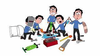 3D Plumbing Flange Repair Kit