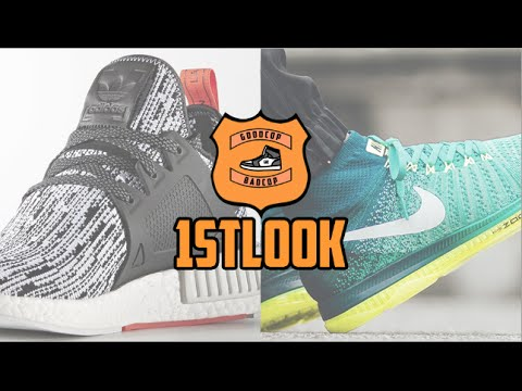 Adidas NMD XR1 + NIKE ZOOM ALLOUT FLYKNIT