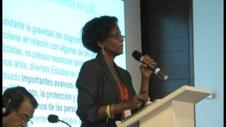 Nadine Perrault (UNICEF) - Migration and Child Labour - III GCCL