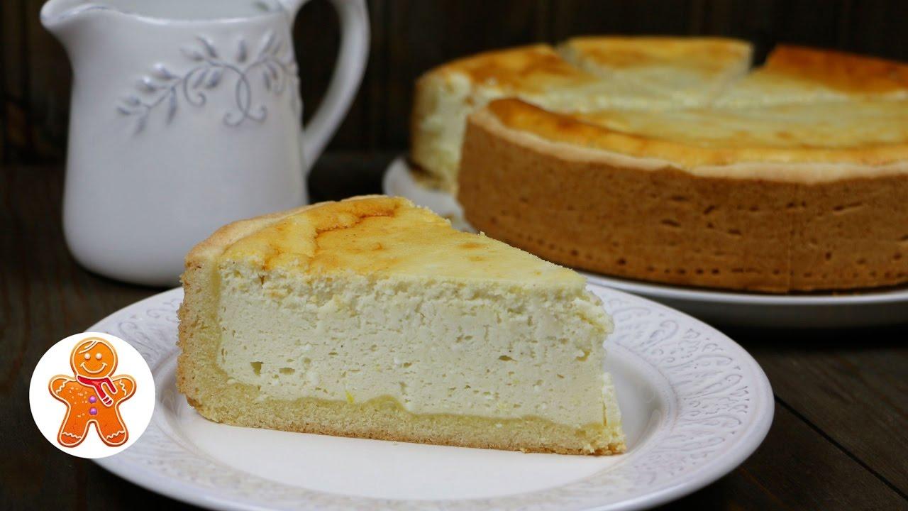Творожный пирог очень вкусный, нежный и воздушный