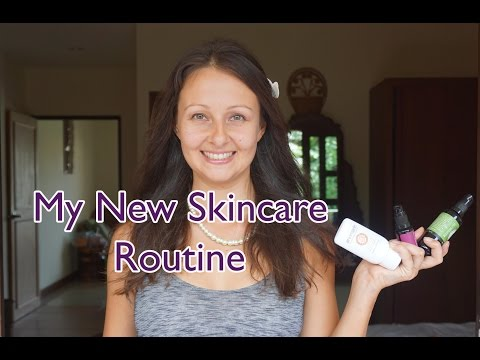 My New Anti-Ageing And Organic Skincare Routine And Tips
