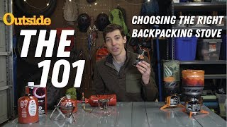 The 101: A Guide to Backpacking Stoves