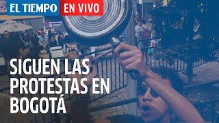 #Envivo: Se registran bloqueos en Bogotá y Cali; calma en las otras ciudades del país