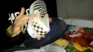 UNBOXING: Vans Checker Board !!