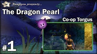 "[TRLE] THE DRAGON PEARL - Co-Op Torgus - LvL 1 [1/4] - ""Góry kusej nogi"""