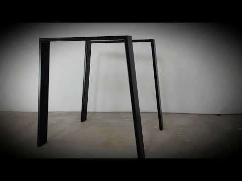 Steel table legs. Perfect for Your DIY project!