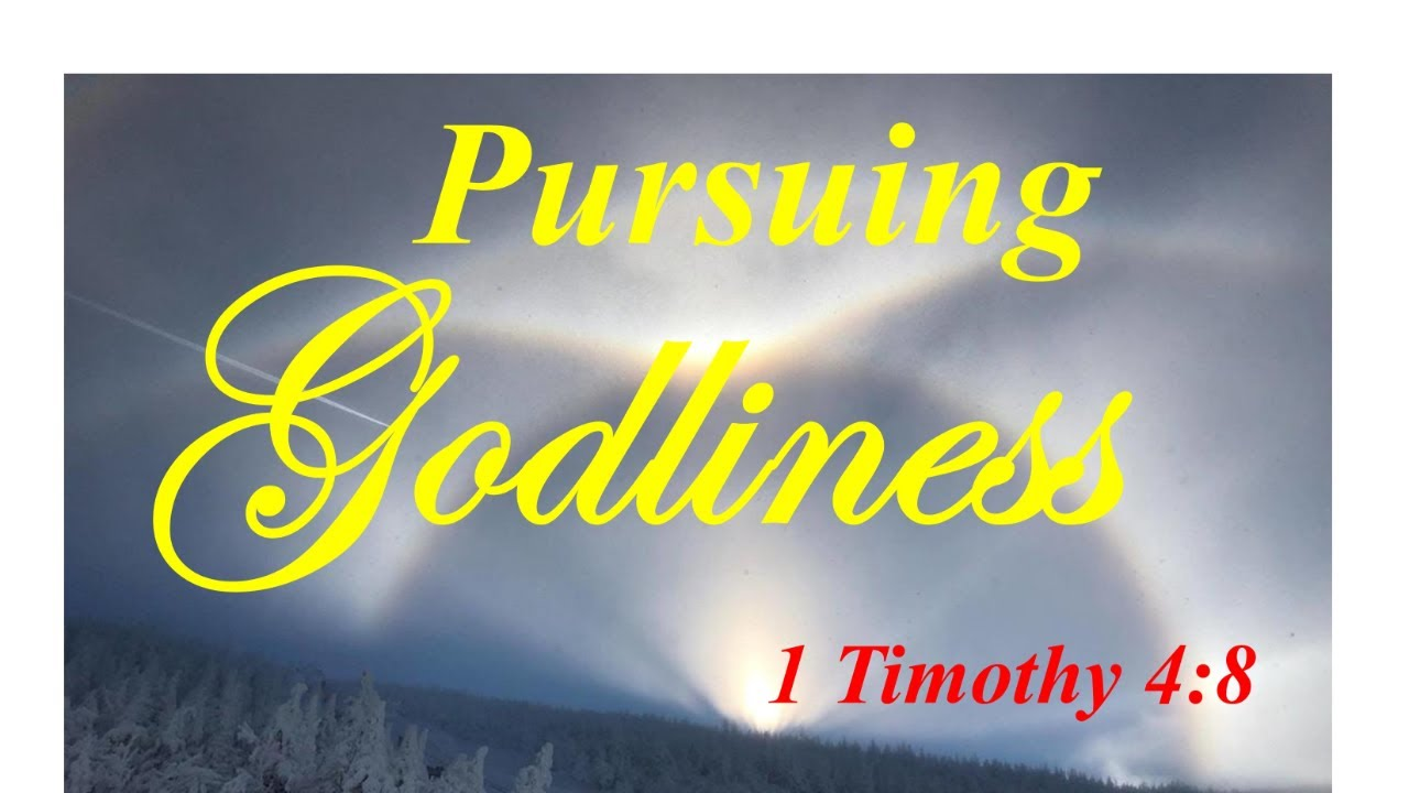 What Is Godliness