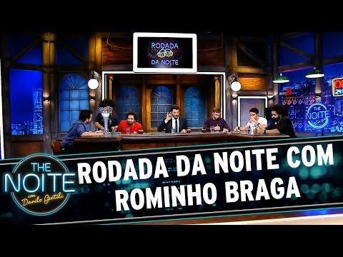 The Noite (24/09/15) - Rodada Da Noite Com Rominho Braga, Bruno Costoli E Dinho Machado