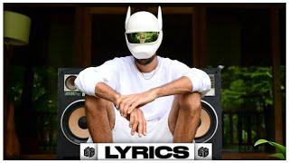 CRO x CAPITAL BRA - BLESSED   Lyrics