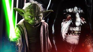 Warum wollte Palpatine vor Yoda fliehen?