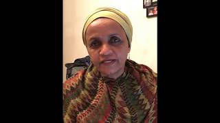 Halima Shariff's Message on International Day of the Girl Child (Swahili)
