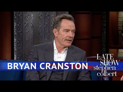 Here's why Bryan Cranston thinks you should be allowed to be angry