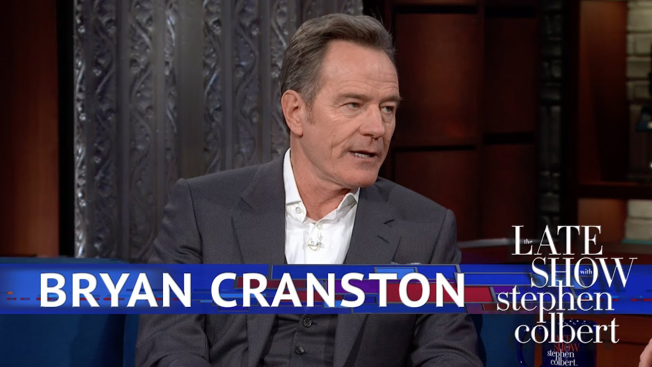Bryan Cranston: 'Network' Shows Us How To Be Mad As Hell