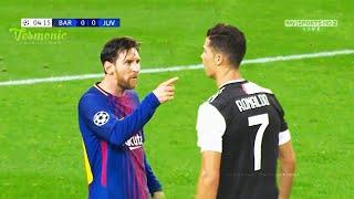NEVER challenge Cristiano Ronaldo