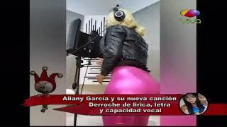 Aliany García y su nueva canción derroche de lirica, letra y capacidad vocal