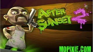 Online Zombie Games After Sunset 2