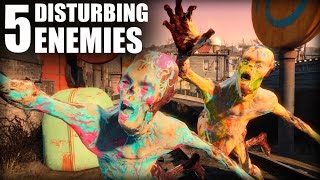 Fallout 4 - 5 Disturbing Enemies