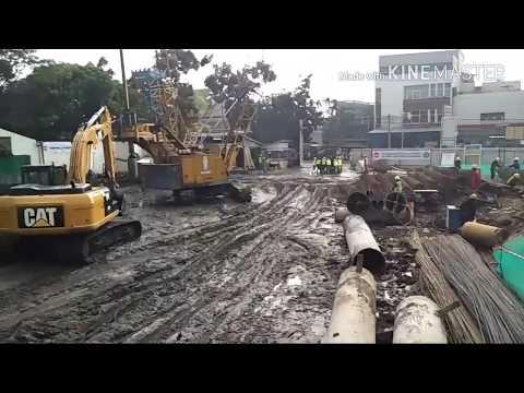 PT Adhi Karya - Proyek RSKIA Bandung (Pekerjaan Bore Pile)