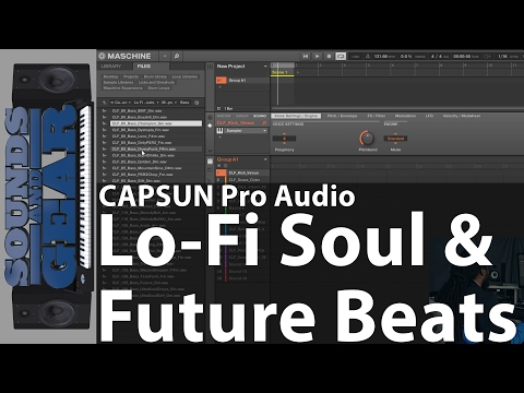 Review: Lo-Fi Soul & Future Beats by CAPSUN Pro Audio