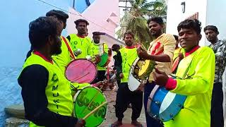 Anbu drum set