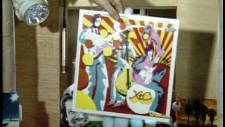 XTC - The Road to Oranges & Lemons Extract from Oranges & Lemons Bl...