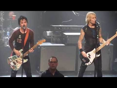 Green Day - Stuck With Me and part of 86 @ Irving Plaza in NYC 9/15/12