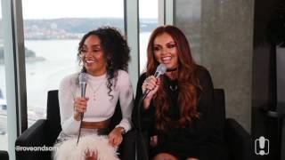 Little Mix Prank Called James Corden
