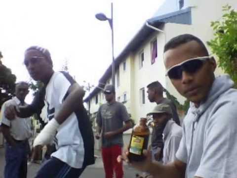 TONTON - MON POING 2 VUE (Street Clip) + RAP CREOLE MAHORAIS FRANCAIS