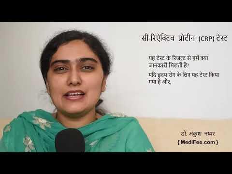 CRP Blood Test in Hindi360p