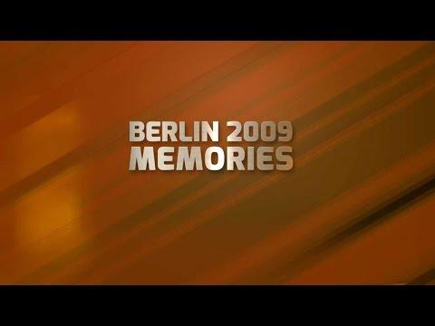 Berlin 2009 Memories: Ramunas Siskauskas