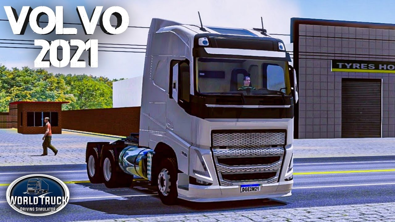 2021 Volvo❗World Truck Driving Simulator by Dynamic Games | Teaser Video