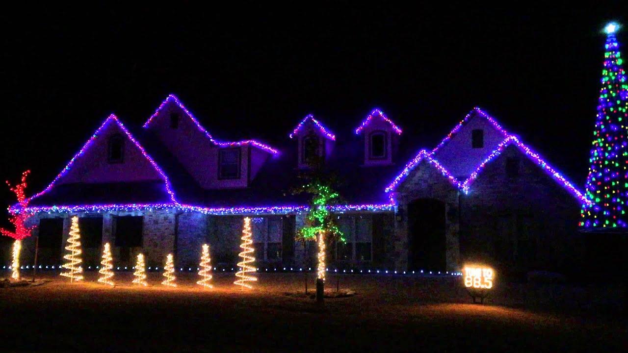 kerstmis licht show wizards - photo #16