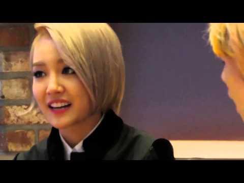 Younha윤하 Interview w SBS SOTY + Sanghai TV