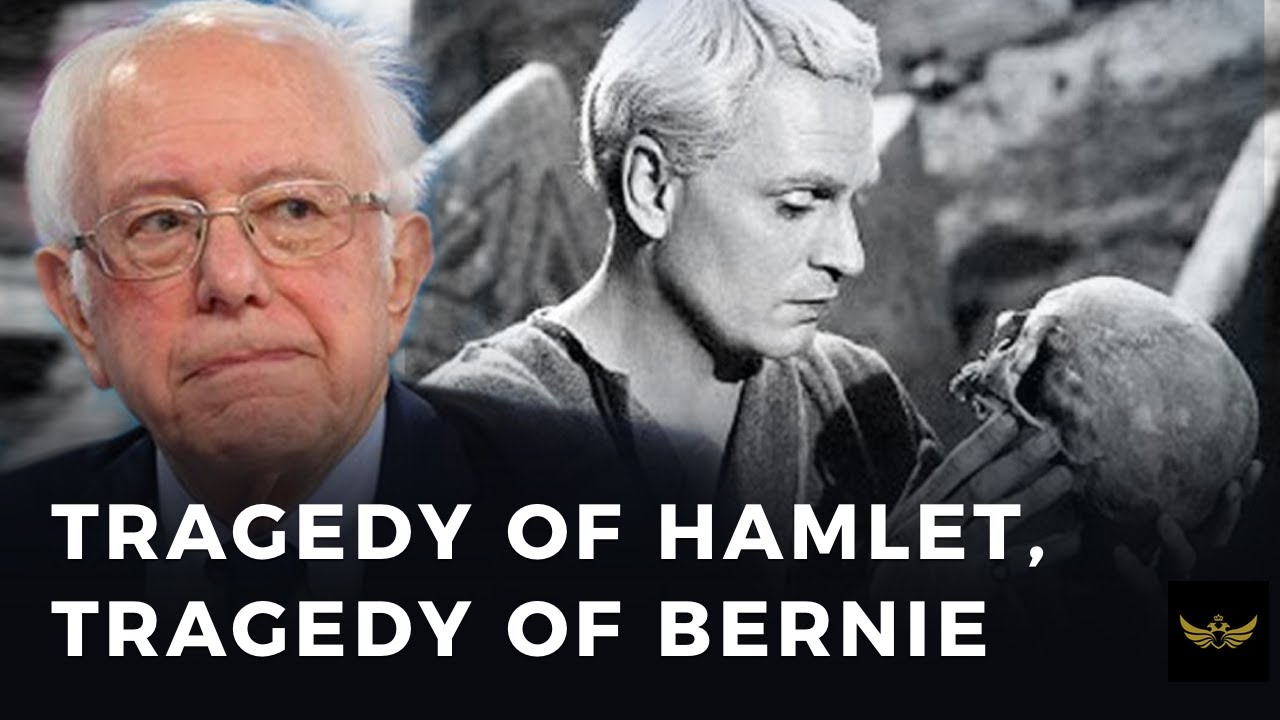 The tragedy of Hamlet, the tragedy of Bernie