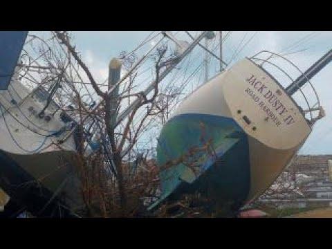 After Hurricane Irma, Caribbean islands brace for Hurricane Jose