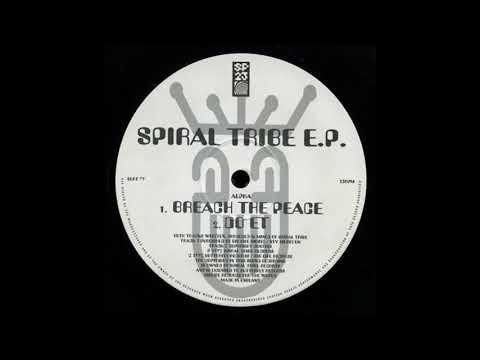 Big Life 79 - BLRT 79 - Spiral Tribe - A1 - Breach The Peace