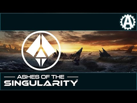 Ashes of the Singularity Let's Play Substrate 4 man FFA
