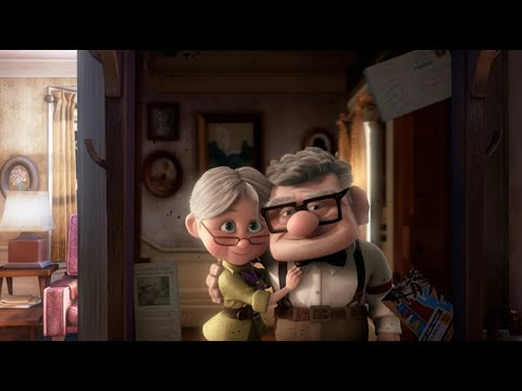 Westlife ~ I Want to Grow Old With You (Ellie and Carl~movie Up)
