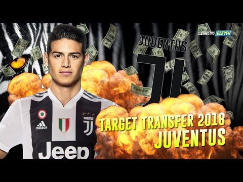 7 Pemain Incaran Juventus di Bursa Transfer Januari 2019 - Rumor Transfer