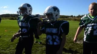 Memorial Spartans 5th Grade Vs.  New Glarus